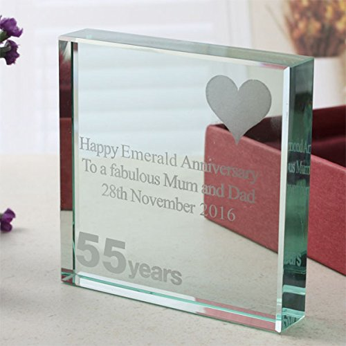 engraved-55th-emerald-anniversary-glass-block-keepsake-personalise-with-your-own-message