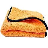 CR Tuning Trockentuch Orange Babe Mikrofaser 1000 GSM 40x40 cm polieren trocken reinigen