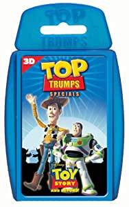 Top Trumps Specials: Toy Story and Beyond! 3D