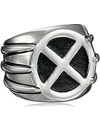 Marvel Comics Unisex Wolverine Stainless Steel Ring