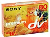 Sony DVM80PR Mini-DV Videokassette (80min) -