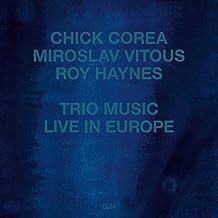 Trio Music,Live in Europe (Touchstones)