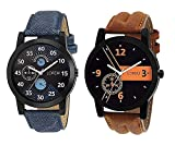 #7: Krupa Enterprise Analogue Multi-Colour Dial Boy's Watch - 55003