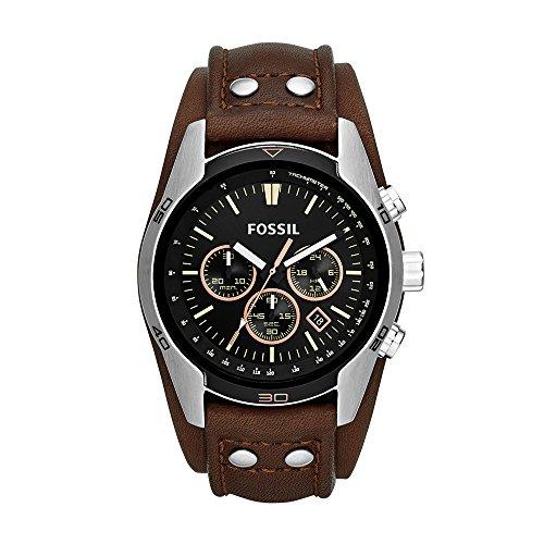 9e9917d5c008 Fossil CH2891 - Reloj cronógrafo de cuarzo para hombre