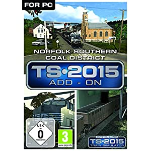 Norfolk Southern Coal District Route Add-On [PC Steam Code]