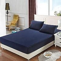 couvre lit bleu marine dessus de lits et couvre lits linge de lit et oreille. Black Bedroom Furniture Sets. Home Design Ideas