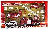 Globo 36815MEZZI Pompieri ACCESSORI/C