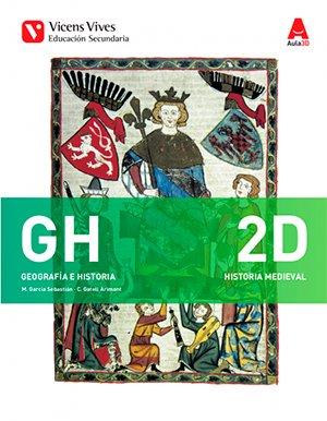 GH 2D CUADERNO DIVERSIDAD HISTORIA MEDIEVAL: 000001 - 9788468239408