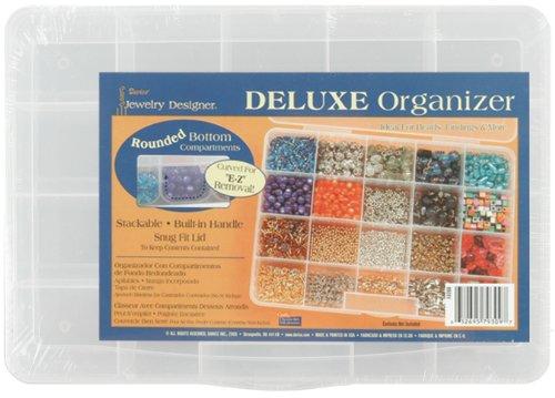 Darice Matrice Deluxe Organiseur kit, Multicolore, 4.49 x 27.25 x 19.27 cm