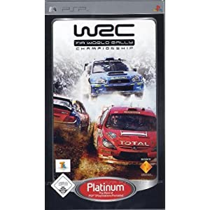WRC – World Rally Championship (Platinum)