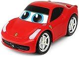 BB Junior My First RC: Ferngesteuertes Auto Ferrari 458 Italia ab 24 Monaten, mit Licht & Sound, inkl. Fernbedienung mit Bewegungssensor, rot (16-91003) Vergleich