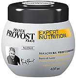 Franck Provost Expert Nutrition Maschera Professionale per Capelli Secchi Sciupati, 400 ml
