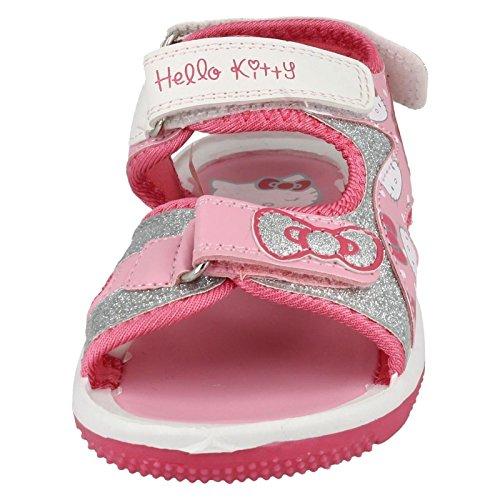 Hello Kitty , Ouvertes à l'arrière fille Rose
