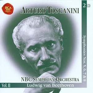Symphonies (coll. Immortal Toscanini Vol.2) [Import allemand]