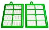 2filtre HEPA AEF 12Hannets Convient pour différents modèles de AEG
