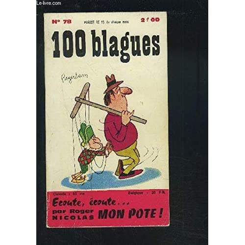 100 BLAGUES - N° 78.