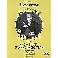 Complete Piano Sonatas: