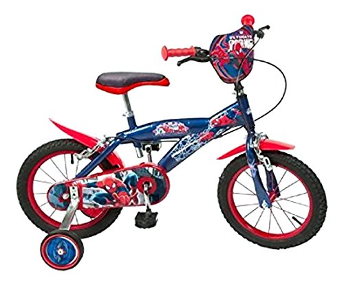 Toims Spiderman Vélo Mixte Enfant