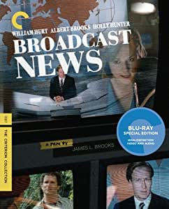 Criterion Collection: Broadcast News [Blu-ray] [1987] [US Import]