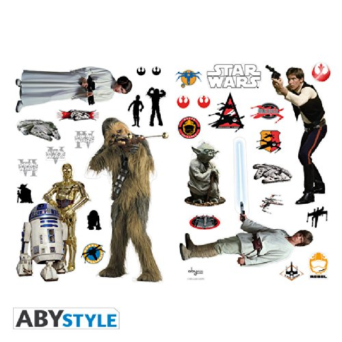 Star Wars Krippe - ABYstyle - Star Wars - Poster