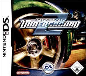 need for speed underground 2 nintendo ds games. Black Bedroom Furniture Sets. Home Design Ideas