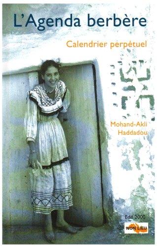 Agenda Berbere par Mohand-Akl Haddadou