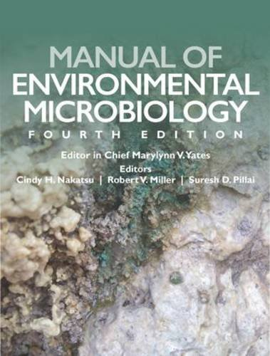 Manual of Environmental Microbiology