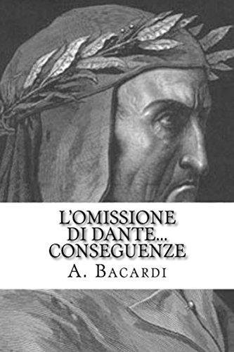 lomissione-di-dante-conseguenze-epb-italian-edition