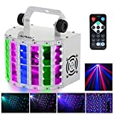 Best Disco Lights - Lixada LED Disco Lights Sound Activated Stage Lighting Review