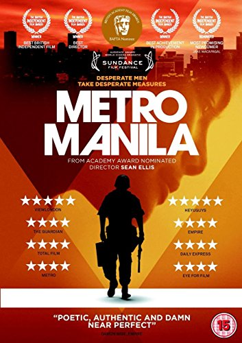 Metro Manila [DVD] [UK Import]