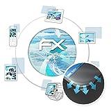 atFolix Schutzfolie passend für Cubot X16 / X17 Folie, ultraklare & Flexible FX Bildschirmschutzfolie (3X)
