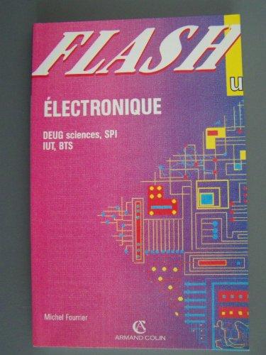 ELECTRONIQUE par Michel Fourrier
