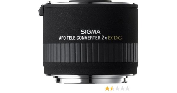 Sigma 2 0 X Ex Apo Dg Telekonverter Für Sony Minolta Kamera