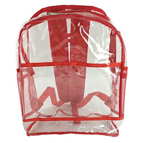 Pingtr - Schulrucksack/Rucksack,Frauen im Freien Candy Farbe wasserdichte Rucksäcke Umhängetasche Schulpaket (LxBXH:29x14x30cm)