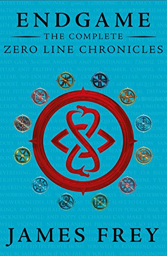 Endgame 2. The Complete Zero Line Chronicles (Endgame: The Zero Line Chronicles) por James Frey