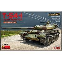 Unbekannt 'Mini Tipo 37003–Maqueta de T DE 54–1Soviet Medium Tank Interior Kit