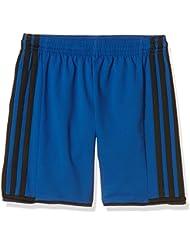 adidas Condivo 16Pantalones, niños, color azul/negro Azul Eqt Blue S16/Collegiate Navy/Black Talla:164