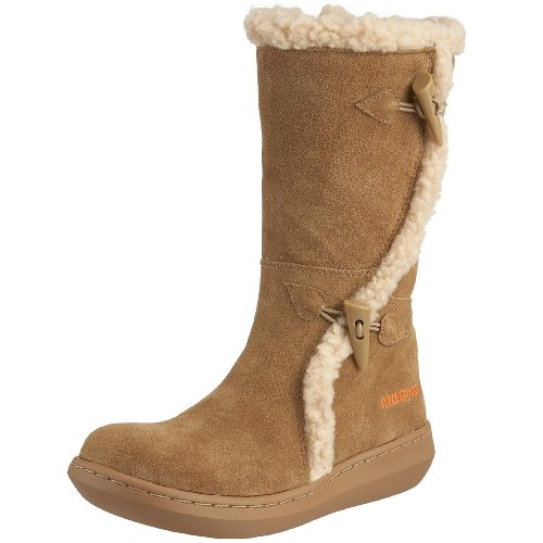 Rocket Dog Slope, Boots femme Écorce