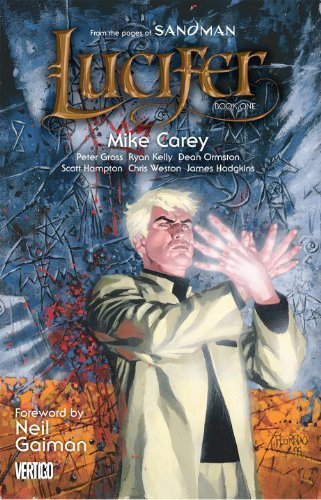 Lucifer Book One TP by Gross, Peter ( 2013 )