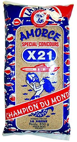 La Sirène X21 - Amorce - Spécial Concours (2,5 kg)