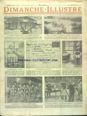 DIMANCHE ILLUSTRE [No 267] du 08/04/1928