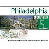 Philadelphia PopOut Map (Popout Maps)