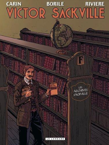 Victor Sackville - tome 0 - Les archives Sackville de François Rivière (30 mars 2012) Album