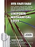 2009 Uniform Mechanical Code (UMC) Fast-Tabs by Builder's Book (2008-09-18)