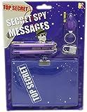 Top Secret Spy Message Set For Children