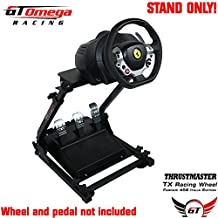 GT Omega Steering Wheel stand suitable For the Thrustmaster TX Racing Wheel Ferrari 458 Italia PC / Xbox One [Importación Inglesa]