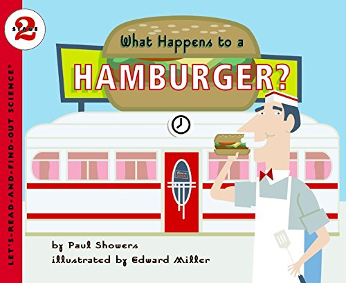 What Happens to a Hamburger? (Let'S-Read-And-Find-Out Science, 2)