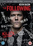 The Following - Season 3 [DVD] [2015] by Kevin Bacon