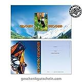 100 Stk. Geschenkgutscheine für Sportfachhandel, Sportstätten, sportliche Aktivitäten SP1213