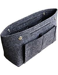 APSOONSELL Bag in Bag Organizador Bolso De Mano, Organizador Insertar